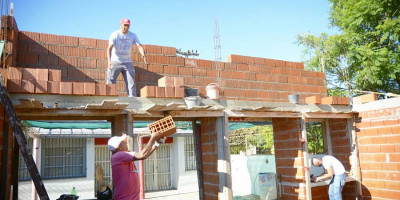 MÁS EDUCACIÓN: seguimos construyendo aulas!