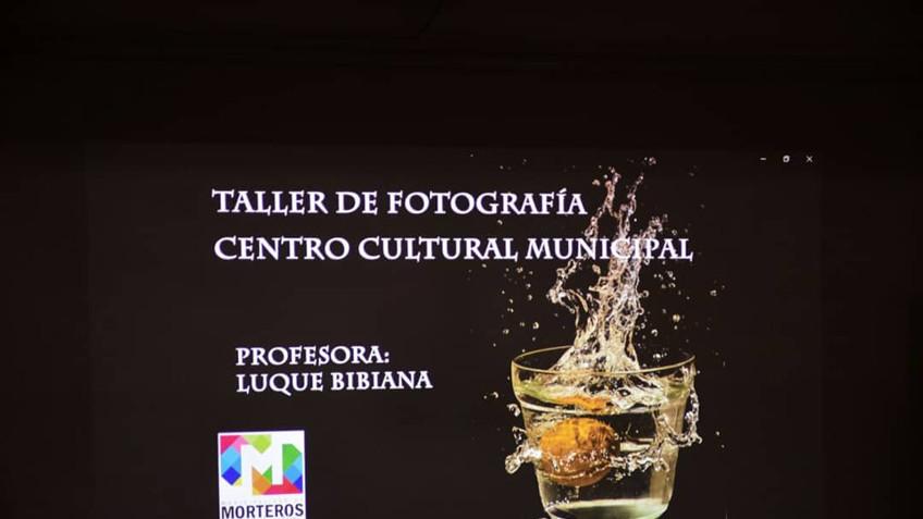 MUESTRA DE FOTOGRAFIAS DEL CENTRO CULTURAL