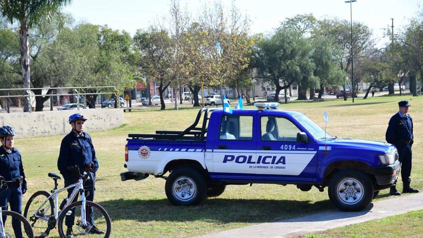 RECUPERAMOS UNA UNIDAD MÓVIL POLICIAL