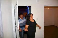 El sueño de la casa propia es una realidad para Evangelina y Claudia