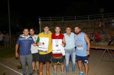 Torneo de Básquetx3 a beneficio del Centro Vecinal Malvinas