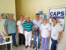DONACIÒN CENTRO VECINAL MALVINAS