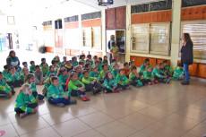EDUCAMOS A LOS NIÑOS EN LA RECOLECCIÓN DIFERENCIADA DE RESIDUOS