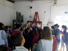 Continuamos con las charlas de educación ambiental en las escuelas