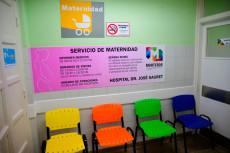 EL HOSPITAL DR. JOSÉ SAURET TIENE SU SALA DE MONITOREO FETAL
